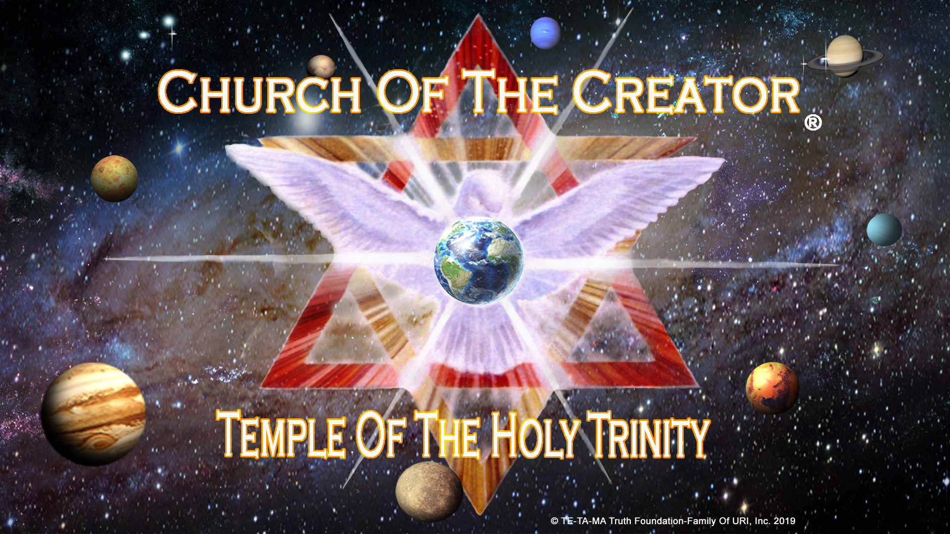Church Of The Creator Systems screen wallpaper