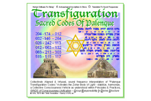 Transfiguration-Sacred Codes Of Palenque